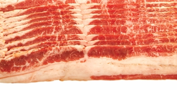 Natural Smoked Strip Bacon, Uncured (1 Lb)